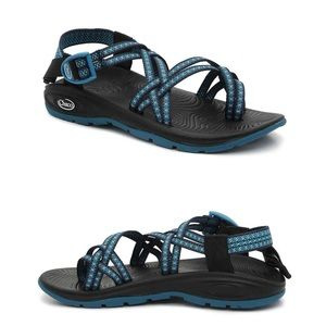 Chaco Women's Z  Volv X2 Sandal Size 6 Teal
